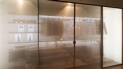 Transparent Doors Shop Front Folding Doors Commercial Glass Door For Closet