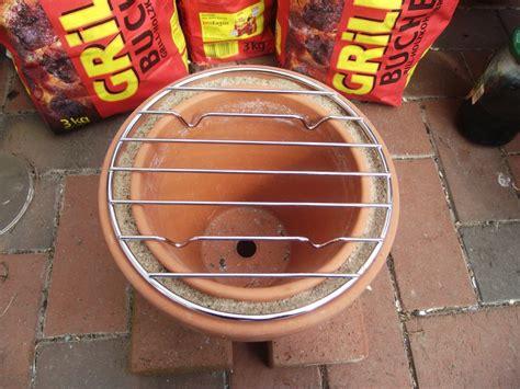 Blumentopf Grill by Null Grill Kochstelle Grillforum Und Bbq Www