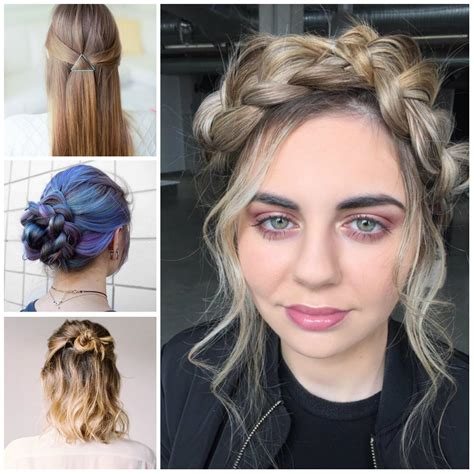 Easy Casual Hairstyles by Updo Hairstyles Haircuts Hairstyles 2017 And Hair