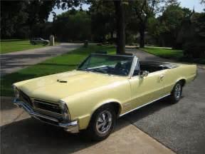 Pontiac Gto 1965 Convertible 1965 Pontiac Gto Convertible 44287