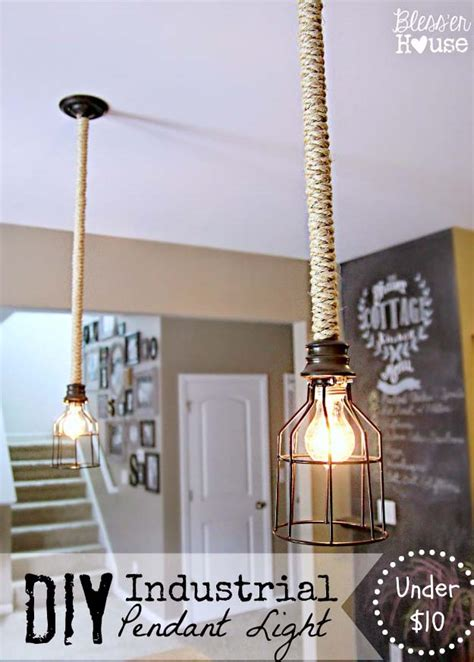 awesome trio pendant lights hung above interesting diy 28 dreamy diy lighting projects you ll adore