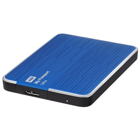 Hardisk Wd Ultra 1tb Wd My Passport Ultra 1 Tb External Drive Wdbzfp0010bbl Blue Price In India Buy Wd My