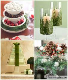28 christmas centerpiece ideas that are quick easy