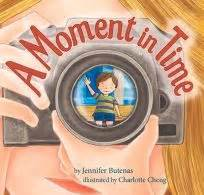 small moment picture books children s book review a moment in time by