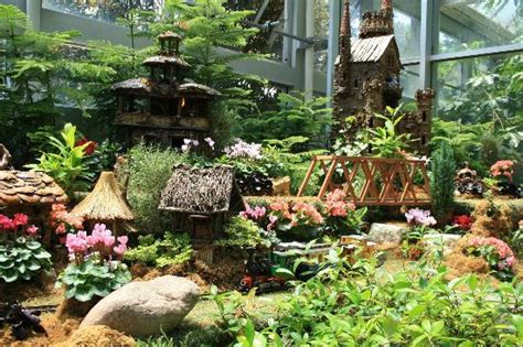 Botanical Gardens Columbus by Waterfalls Picture Of Franklin Park Conservatory And