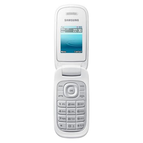 blanc mobili samsung e1270 blanc mobile smartphone samsung sur ldlc