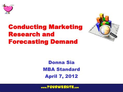Objectives Of Demand Forecasting Mba by Chapter 4 Conducting Marketing Research And Forecasting Demand