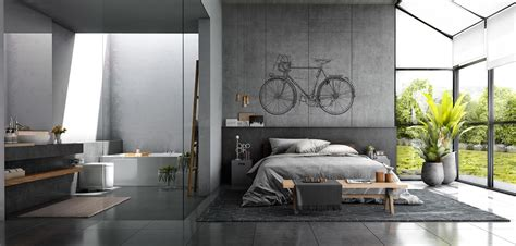 bedroom loft design 4 chic sophisticated lofts