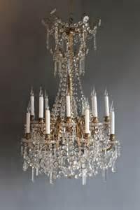 antique chandelier antique chandelier circa 1860 attrib baccarat