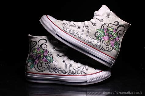scarpe fiori converse fiori e borchie fenbi it