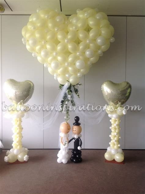Wedding Balloons Ideas by Balloons And Weddings Ballooninspirations