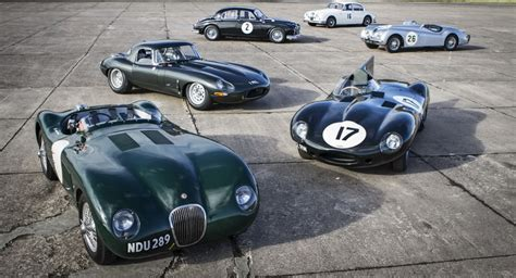 jaguar land rover owner jlr launches classic division to support vintage car owners