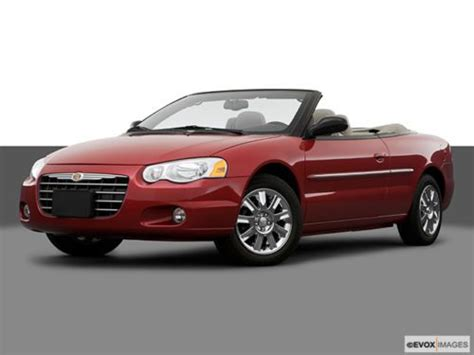 6750 richmond highway find used 2006 chrysler sebring limited convertible 2 door