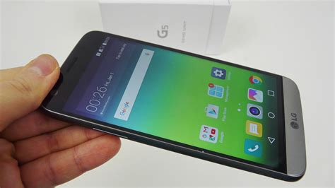 Www Hp Lg G5 lg g5 unboxing preview demo unit taken out of the box