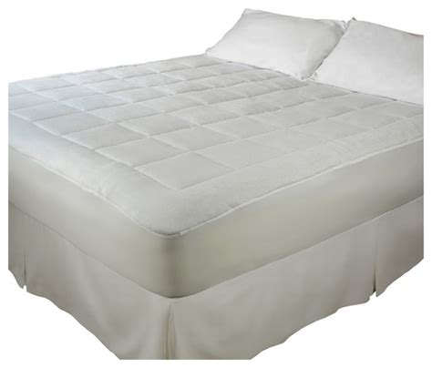 All Seasons Mattress by Cloud All Season Reversible Mattress Pad