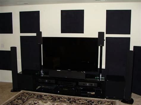home theater definitive technology  multiple subwoofers