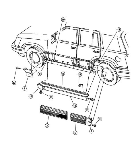Parts For A Jeep Grand Jeep Parts 2017 Ototrends Net