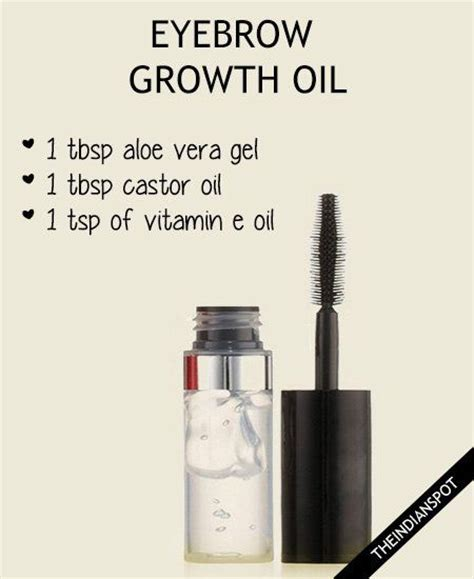 Eyebrows Treatment Paket 2 10 best home remedies for faster eyebrow growth happy eyebrow growth and eyebrows