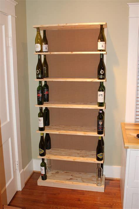 the fabulous of miss grant wine bottle bookshelf