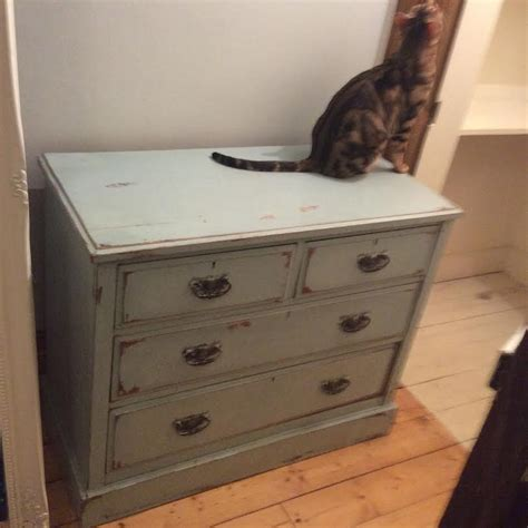 antique chest of drawers edinburgh secondhand vintage and reclaimed shabby chic furniture