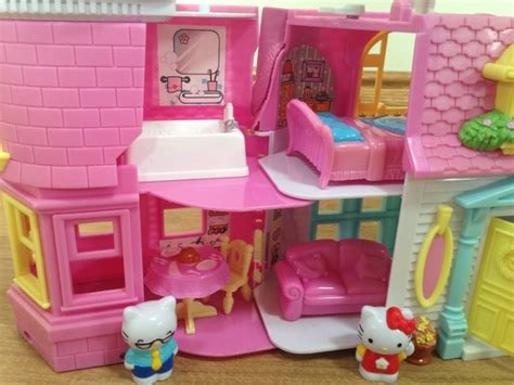 hello kitty doll house hello kitty victorian doll house for sale in dungarvan waterford from pitucha