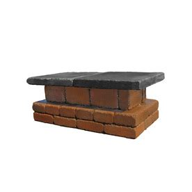 stone benches lowes shop country stone homestead bench patio block project kit at lowes com