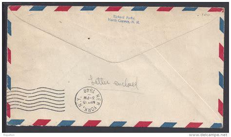 Présentation Lettre Américaine Etats Unis 1948 Enveloppe Entier Postal 30 232 Me Anniversaire De La Poste Aerienne Americaine