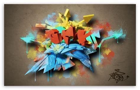 colorful graffiti  hd desktop wallpaper