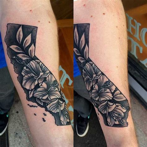 cali tattoo designs 25 best ideas about california tattoos on