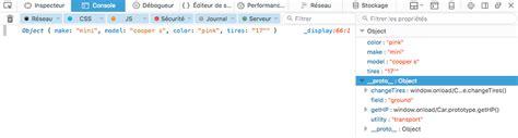 prototype pattern in js apprendre la programmation oriente objet en javascript