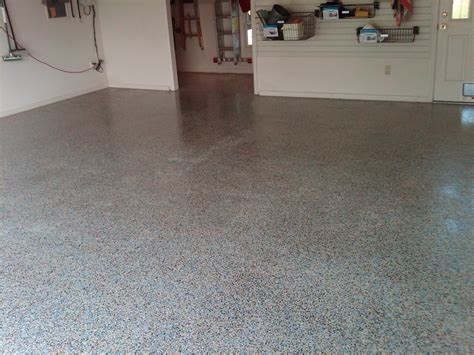 Epoxy Garage Flooring by How Much Does Epoxy Flooring Cost Custom New Metallic