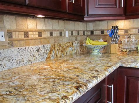 backsplash trends what are the different levels of granite countertops