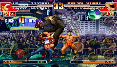 the king of fighters 98 apk the king of fighters 98 apk data v1 4 b25 indir android program indir