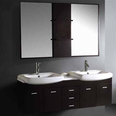 vigo 59 inch bathroom vanity with bathroom mirrors