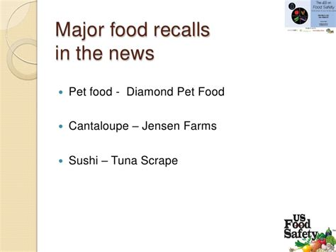 all god s creatures diamond pet foods recall 3 the 411 on food safety webinar 5 22 12