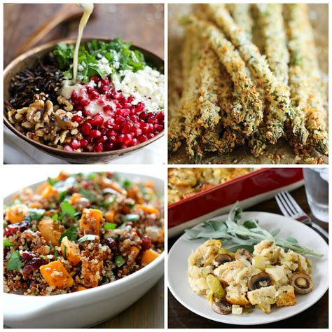 thanksgiving side dishes vegetarian thanksgiving dishes that even meat lovers will