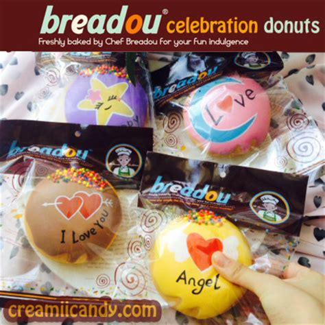 Squishy Cafe Animal Donut Cafe Animal Donut breadou celebration donuts squishy