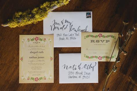 Wedding Invitations Okc by Abby Nate Gorgeous Whimsical Summer Farm Wedding Cullman