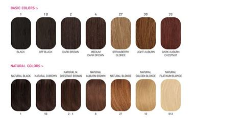 hair color chart 2 qlassyhairextensions natural hair color chart levels google search erp