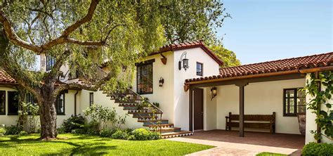 spanish colonial revival bert harmer remodel an original hope ranch home