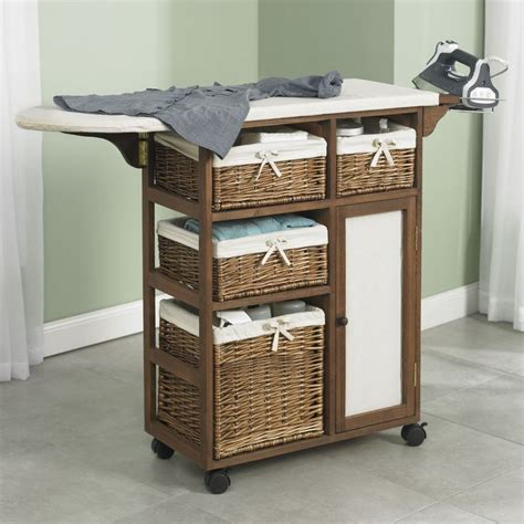 cabinet with ironing board top 25 best ideas about ironing board storage on