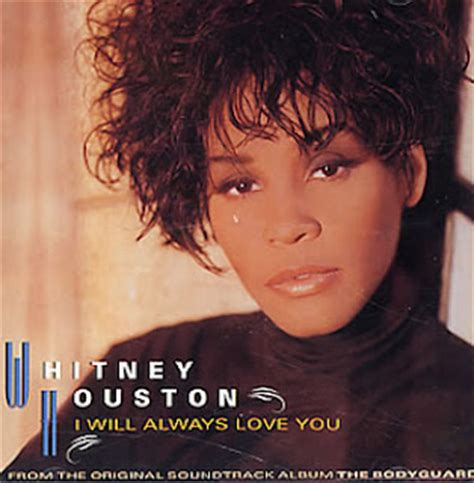 imagenes de i will always love you i will always love you backing track whitney houston