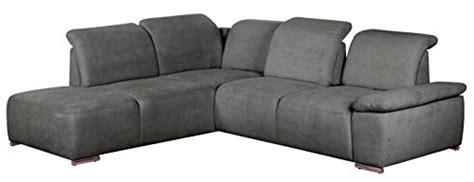 Eckcouch Ottomane Links by Cavadore Polsterecke Tabagos Eckcouch Mit Ottomane Links