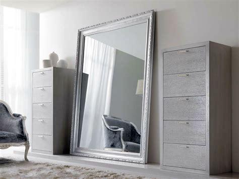 specchi grandi con cornice specchio da terra con cornice greta by cortezari