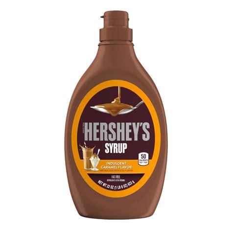 Hershey s syrup caramel 22 ounce bottles