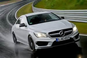 Motor Cars Mercedes Mercedes Cla45 Askmen