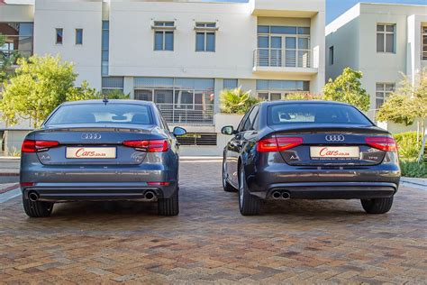 difference between audi a3 and a4 5 key differences between and new audi a4 2016