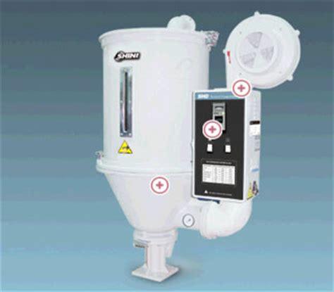 dryer hopper dryer dehumidifier dessicant dryer
