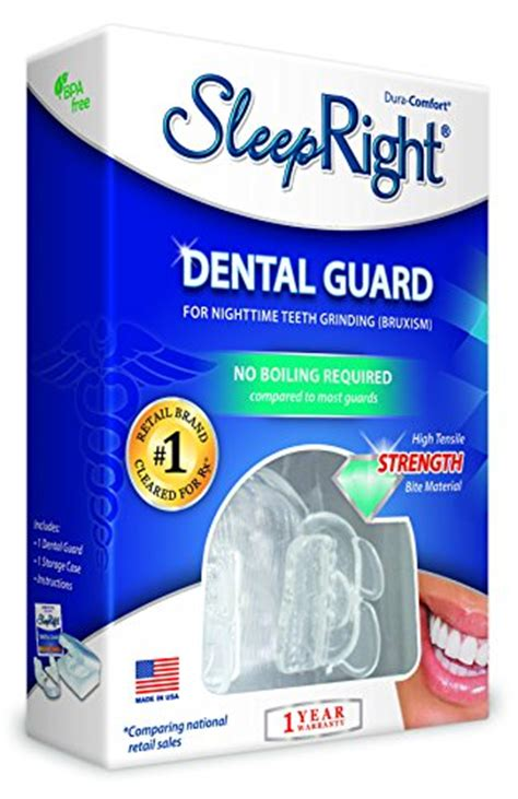 comfort dental reviews sleepright dura comfort dental guard health and beauty