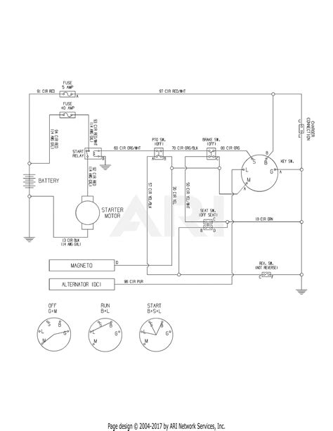 mtd 13b326jc758 2014 parts diagram for wiring schematic